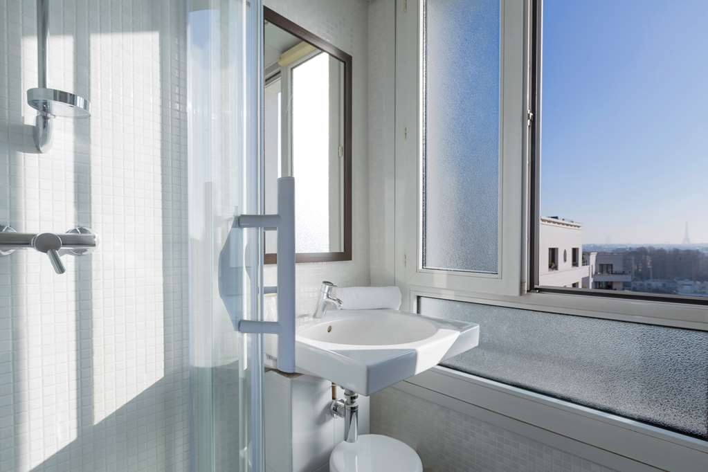Best Western Rives de Paris La Defense - Bagno