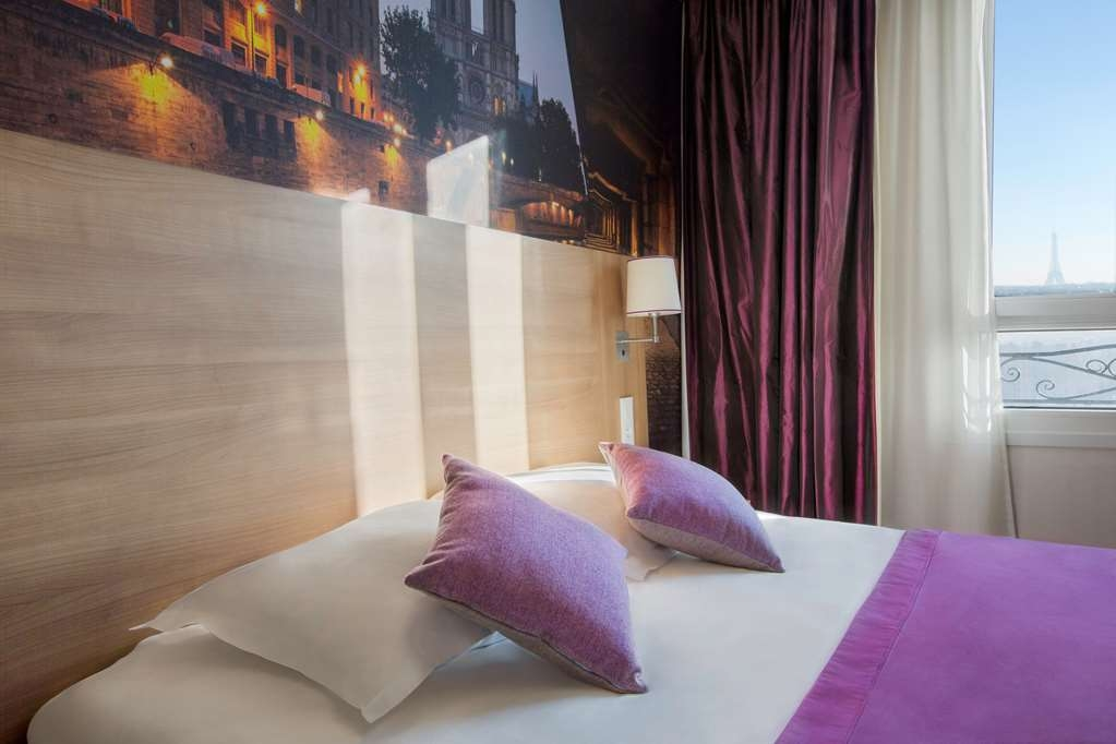 Best Western Rives de Paris La Defense - Camere / sistemazione
