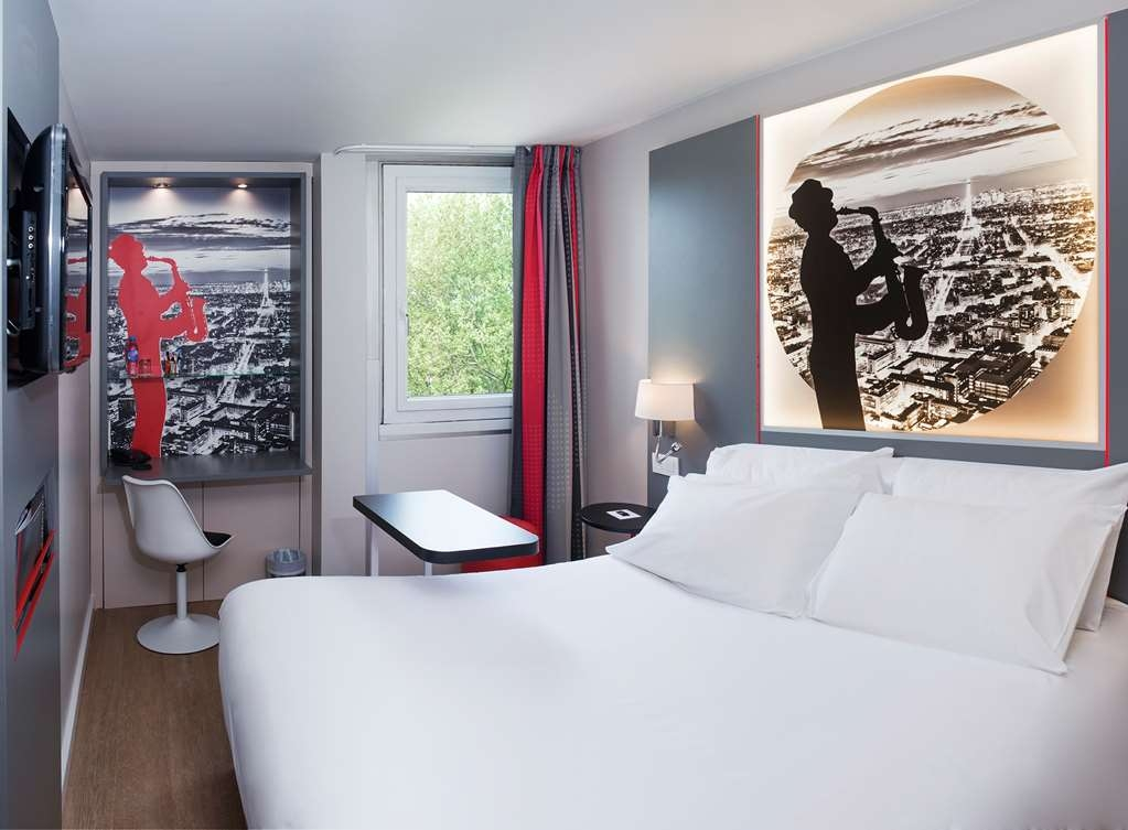 Best Western Paris Saint-Quentin - Chambres / Logements