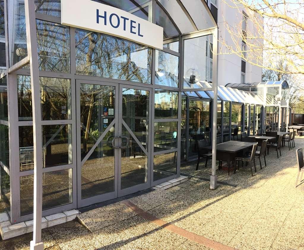 Best Western Paris Saint-Quentin - Facciata dell'albergo