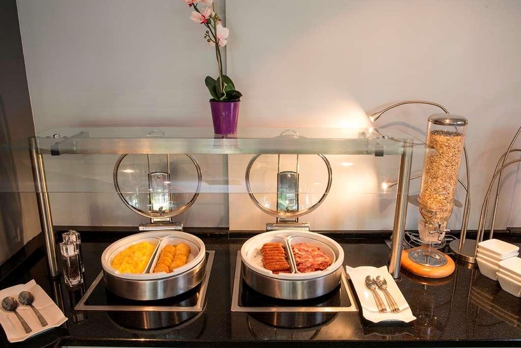 Best Western Paris Saint-Quentin - Restaurant / Etablissement gastronomique
