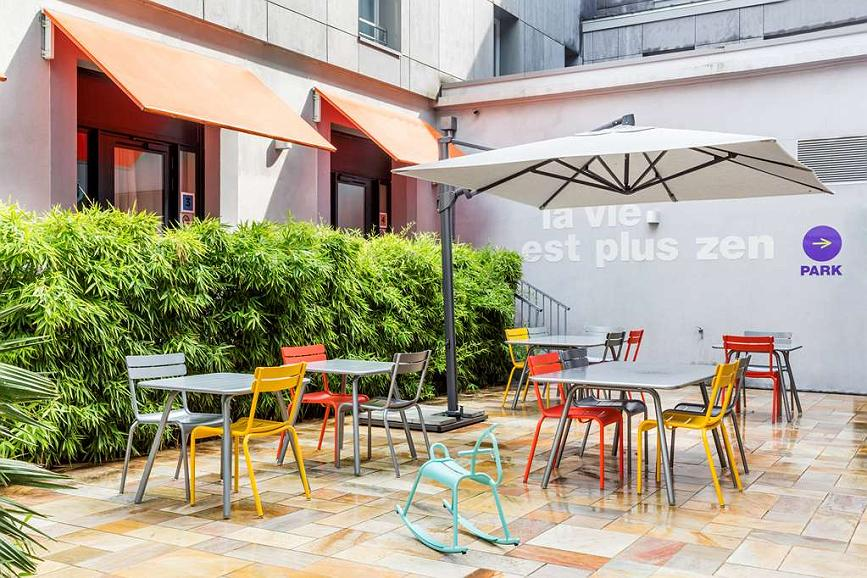 Best Western Hotel San Benedetto - PATIO