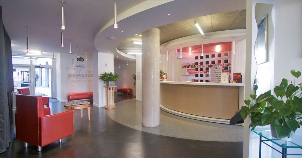 Best Western Hotel San Benedetto - Front Desk and Lobby Area