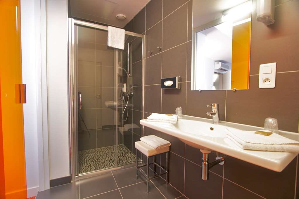 Best Western Hotel San Benedetto - Guest Bathroom
