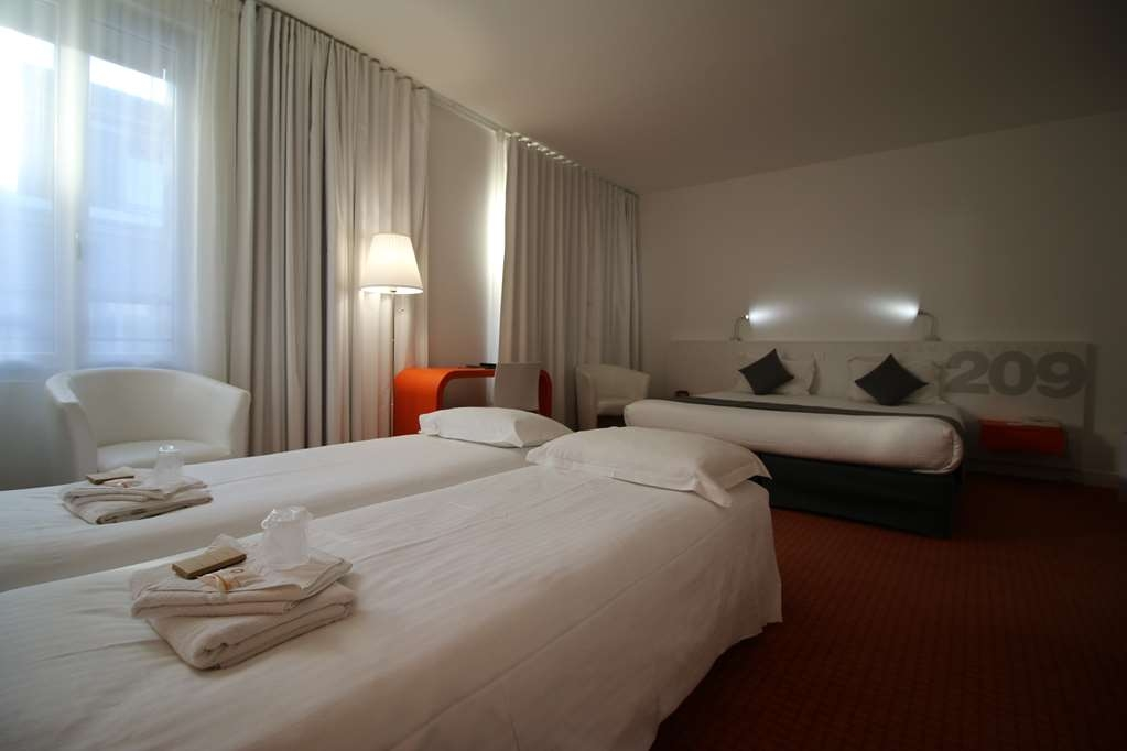 Best Western Hotel San Benedetto - IMG - family room