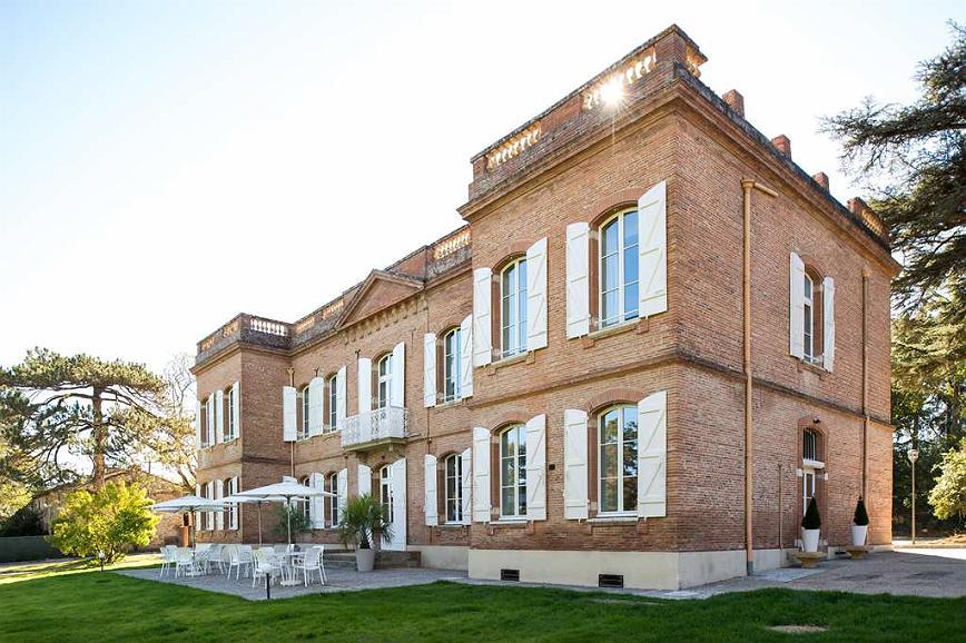 Le Domaine de Montjoie, BW Premier Collection - Vue extérieure