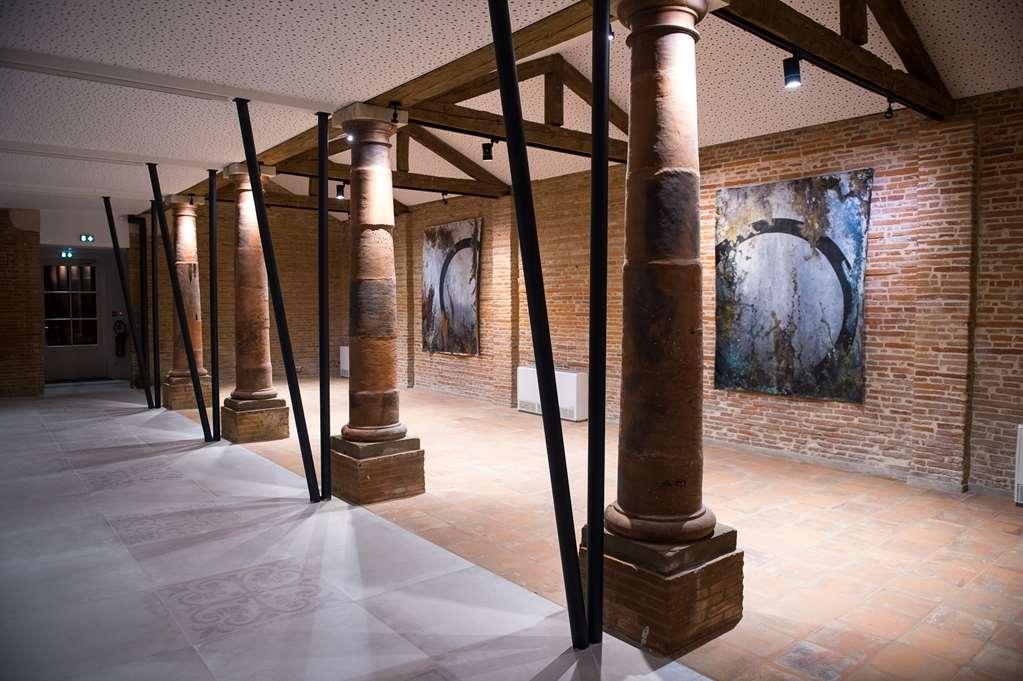 Le Domaine de Montjoie, BW Premier Collection - Salle de l'Atrium