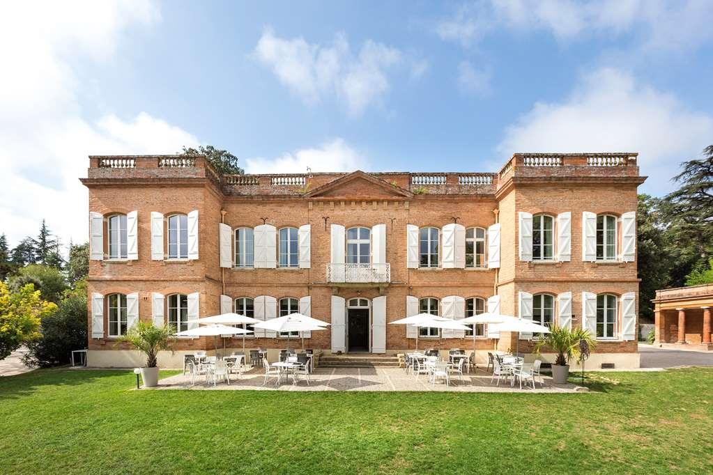 Le Domaine de Montjoie, BW Premier Collection - Façade