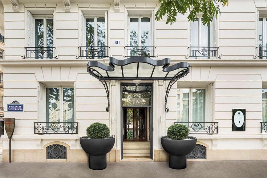 Hotel Best Western Plus La Demeure, Paris