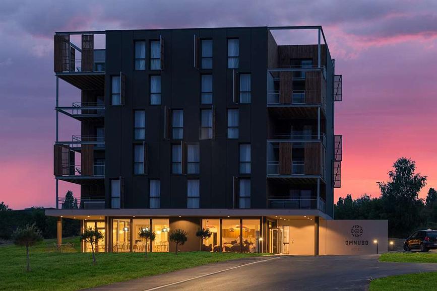 Best Western Hotel Omnubo - Aussenansicht