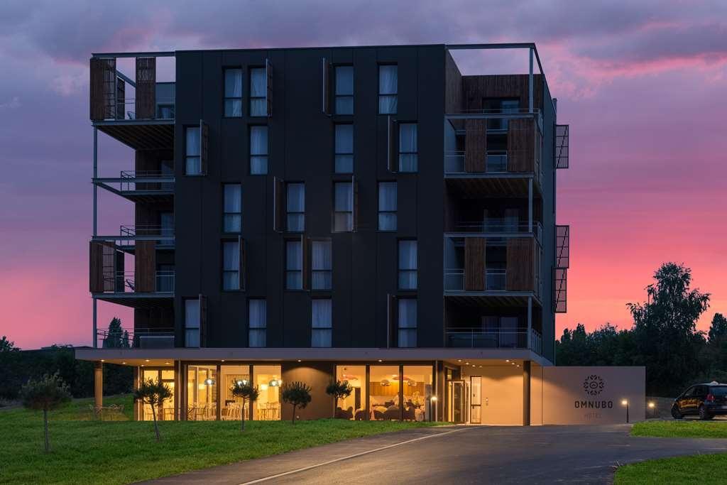 Best Western Hotel Omnubo - Façade