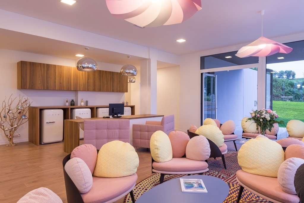 Best Western Hotel Omnubo - Vue du lobby