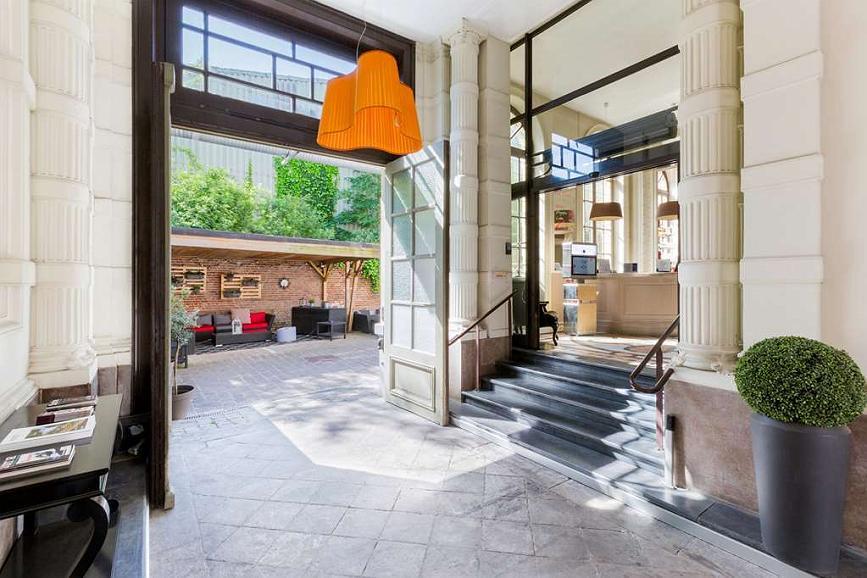 Best Western Urban Hotel & Spa - Entrance