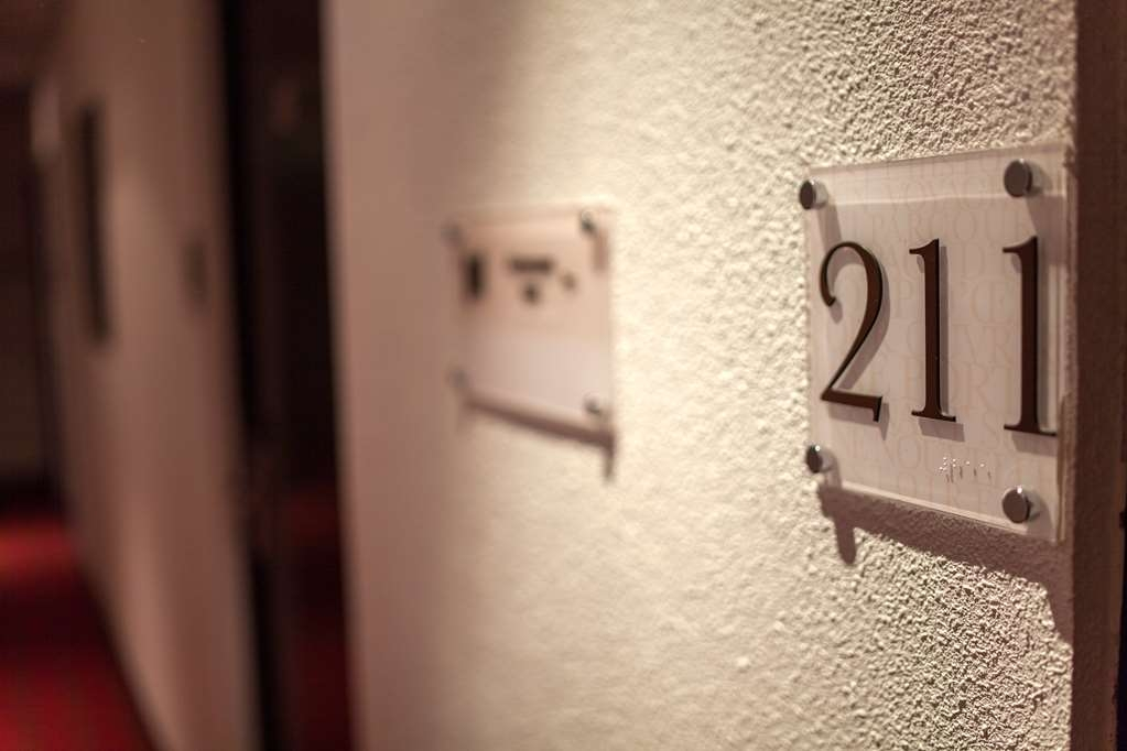 Best Western Urban Hotel & Spa - Interior Corridors