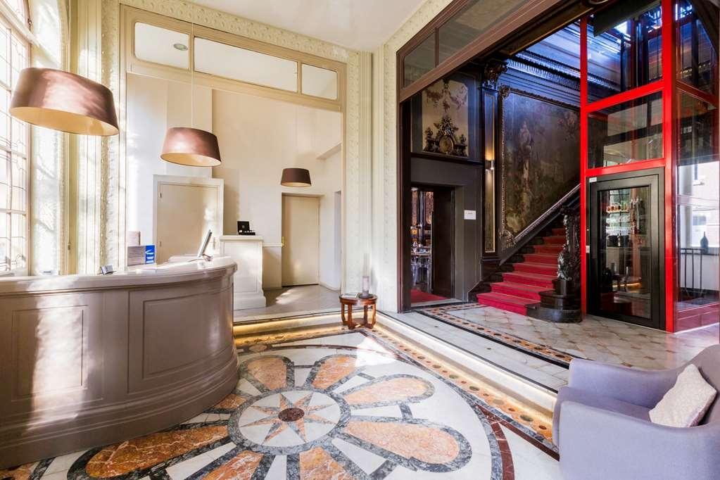 Best Western Urban Hotel & Spa - Vista del vestíbulo