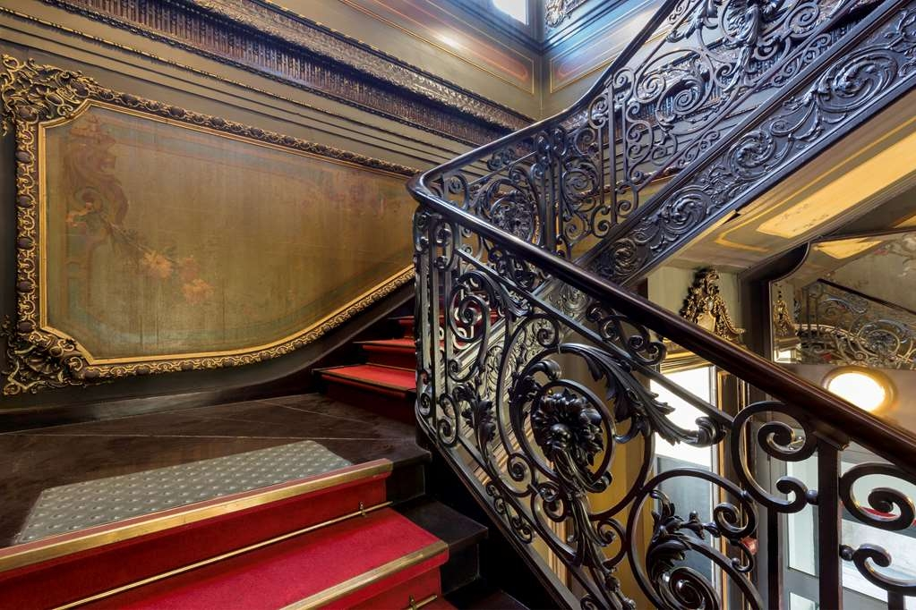 Best Western Urban Hotel & Spa - Vue du lobby
