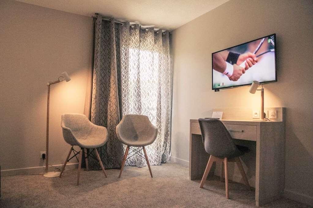 Best Western Plus Hyeres Cote D'azur - Chambres / Logements