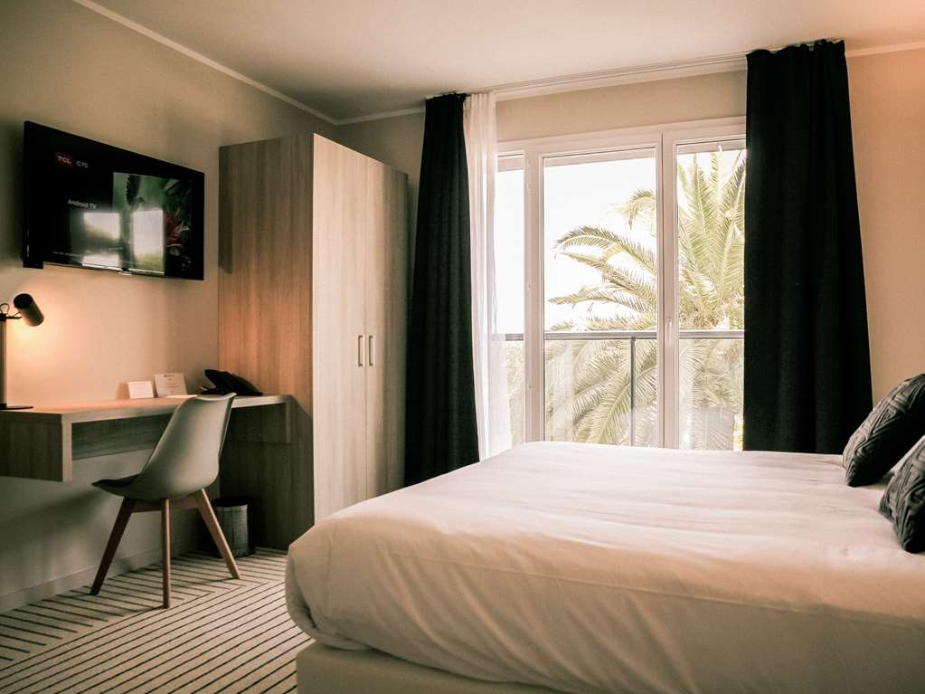 Best Western Plus Antibes Riviera - Chambres / Logements