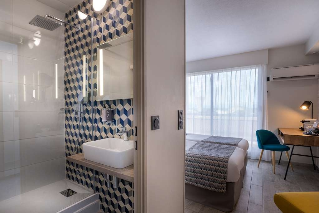 Best Western Hotel Canet-Plage - Chambres / Logements