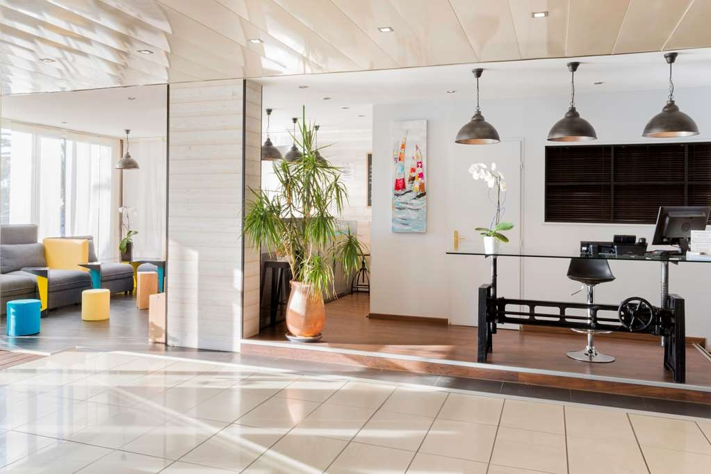 Best Western Hotel Canet-Plage - Hall