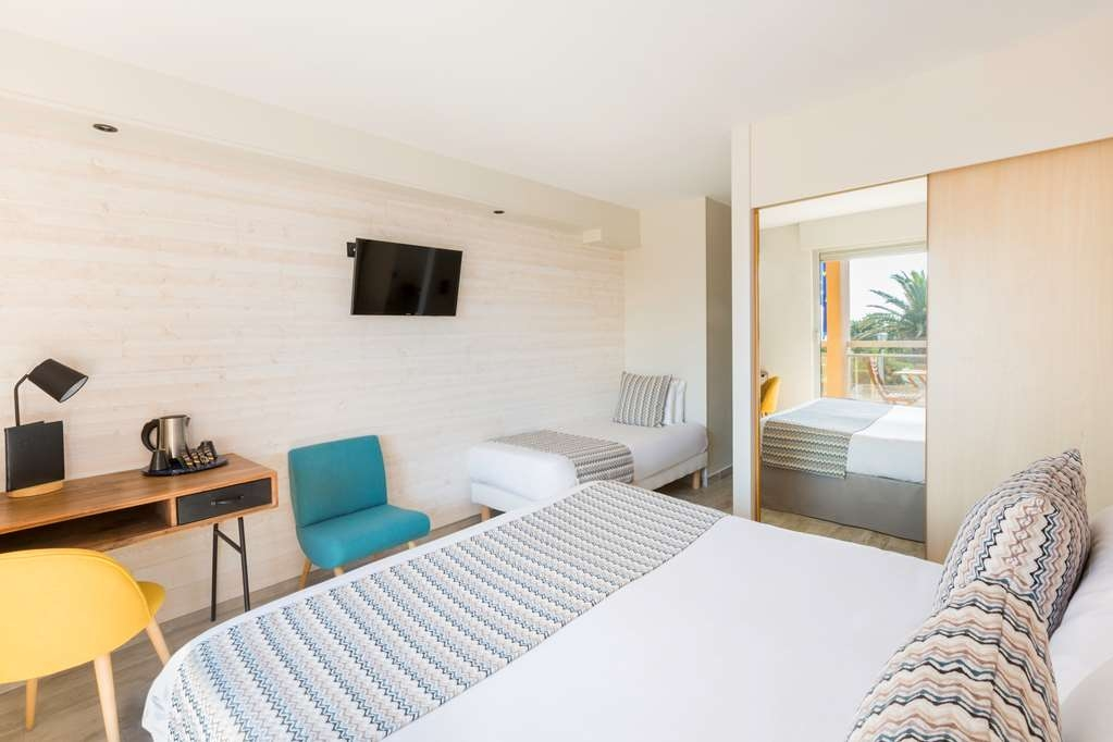 Best Western Hotel Canet-Plage - Triple guest room