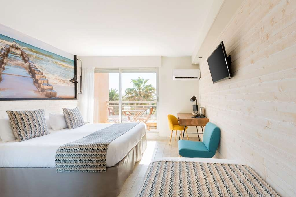 Best Western Hotel Canet-Plage - Camere / sistemazione