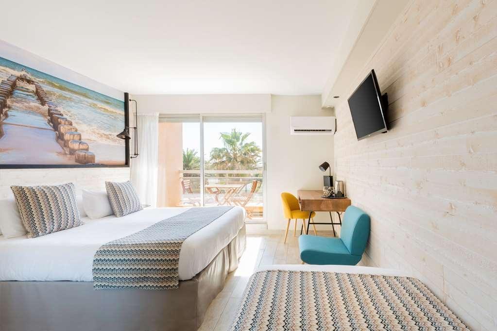 Best Western Hotel Canet-Plage - Habitaciones/Alojamientos