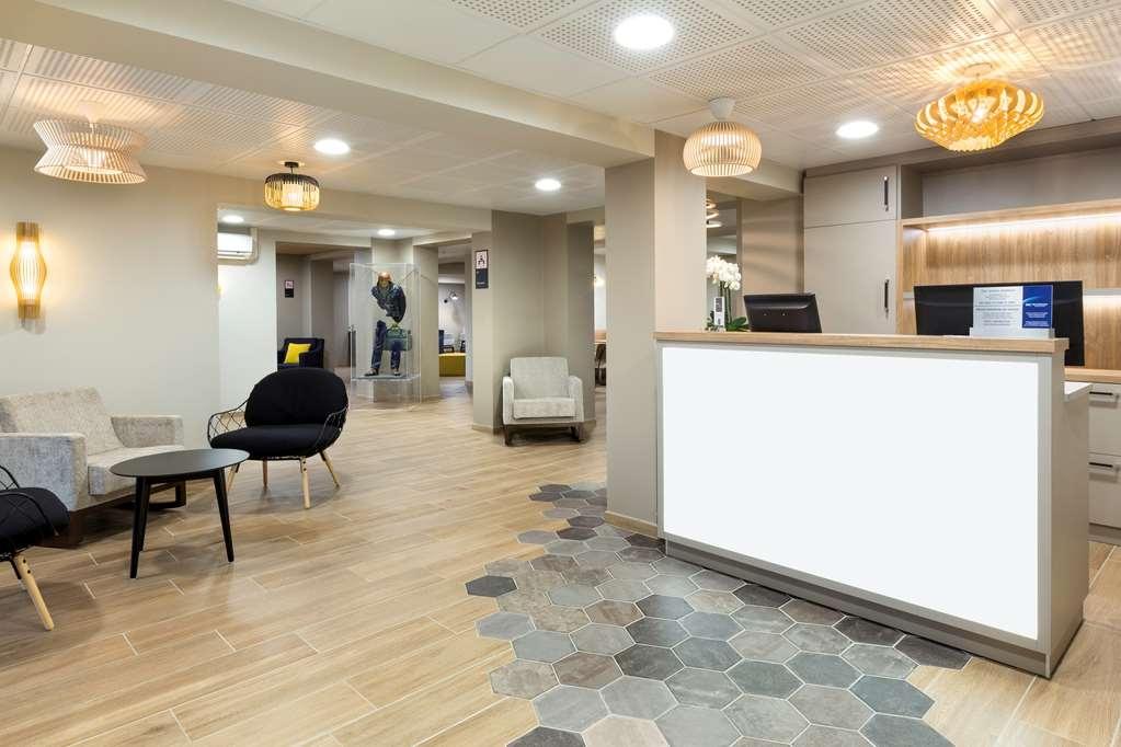 Best Western La Porte des Chateaux - Vue du lobby