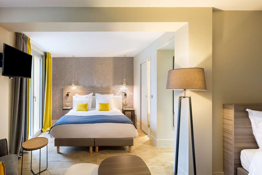 Best Western La Porte des Chateaux - Guest room