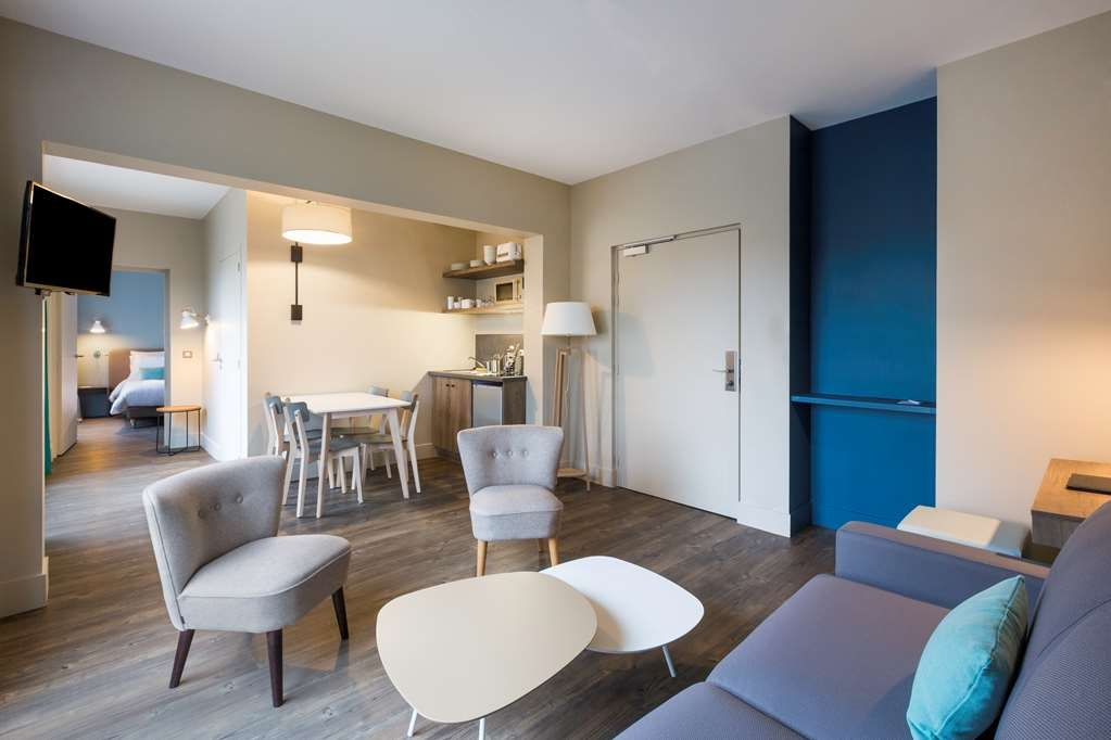 Best Western La Porte des Chateaux - Chambres / Logements