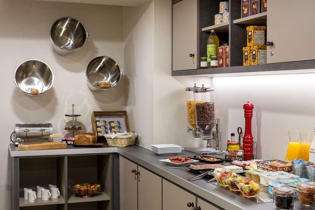 Best Western La Porte des Chateaux - Restaurant / Etablissement gastronomique