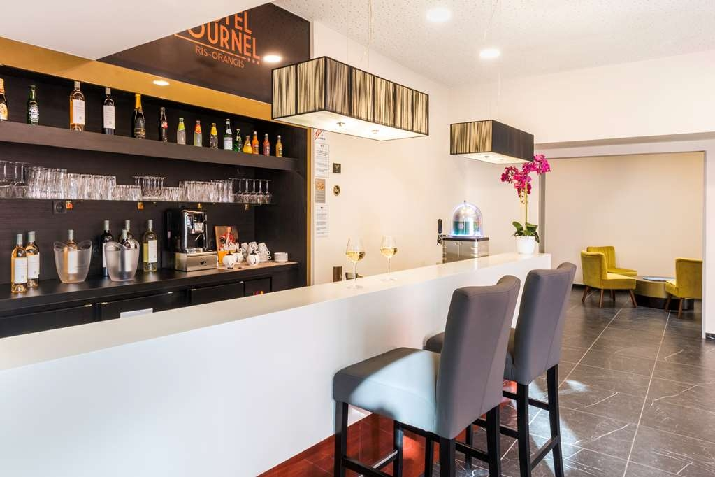 Best Western Hotel Journel Paris Sud - Bar / Lounge