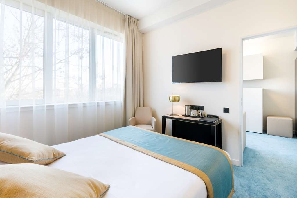 Best Western Hotel Journel Paris Sud - Chambres / Logements