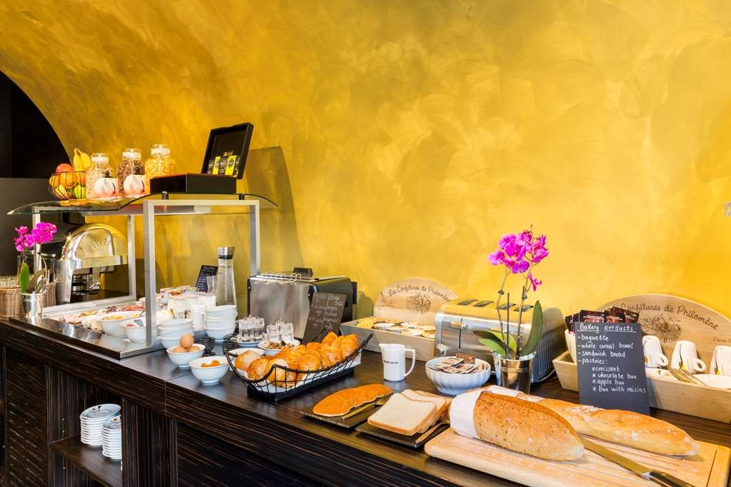 Best Western Hotel Journel Saint-Laurent-du-Var - Breakfast