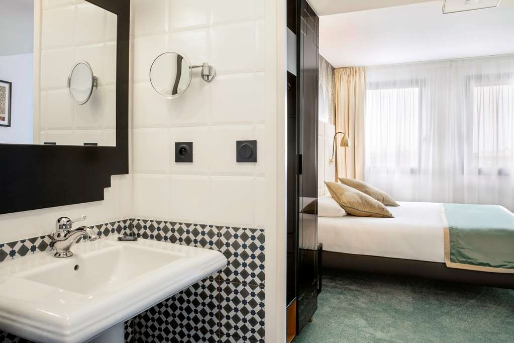 Best Western Hotel Journel Saint-Laurent-du-Var - Guest Room