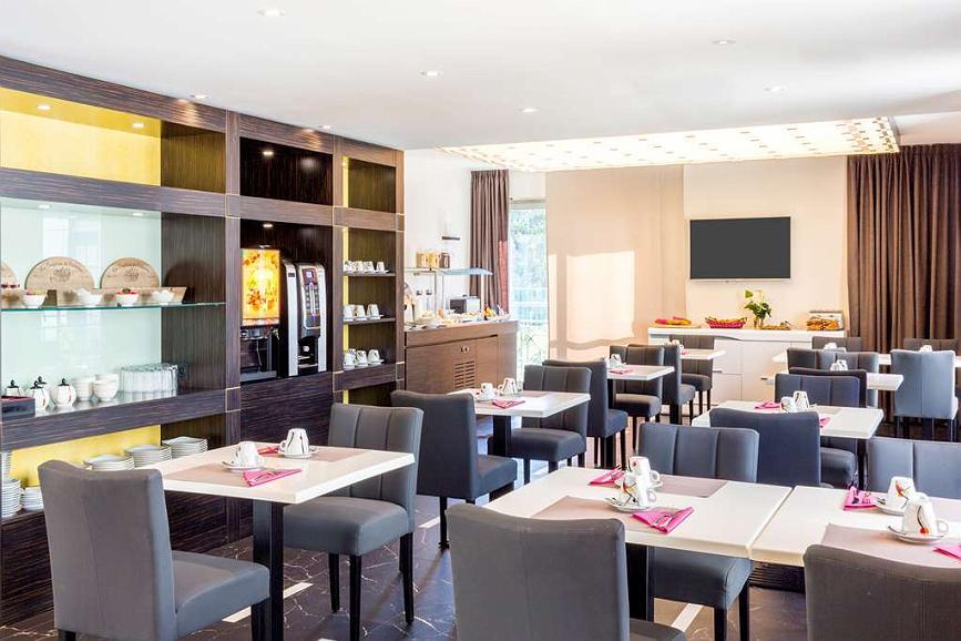 Best Western Hotel Journel Antibes - Restaurant / Gastronomie