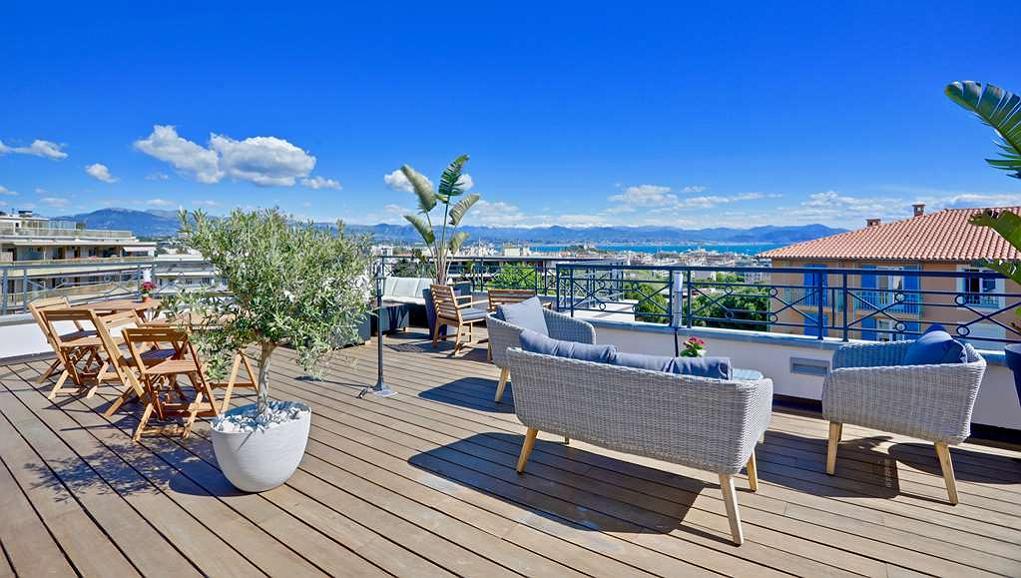 Best Western Hotel Journel Antibes-Juan-les-Pins - Aussenansicht