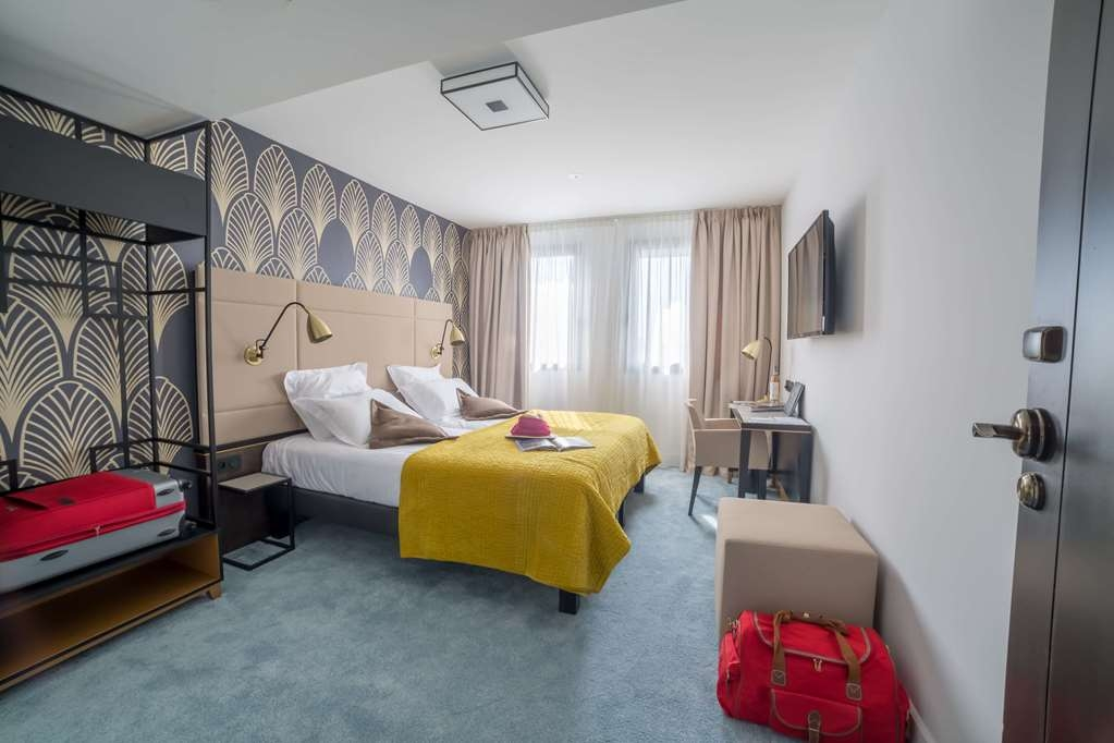 Best Western Hotel Journel Antibes - Guest Room