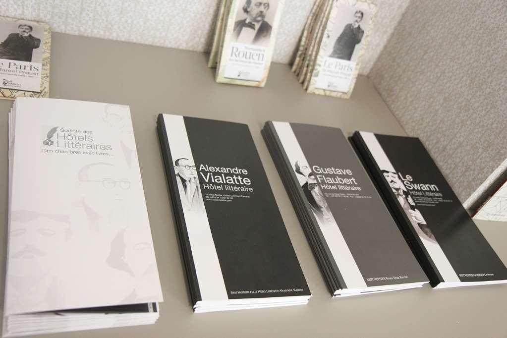 Best Western Plus Hotel Litteraire Marcel Ayme - Curiosites booklets