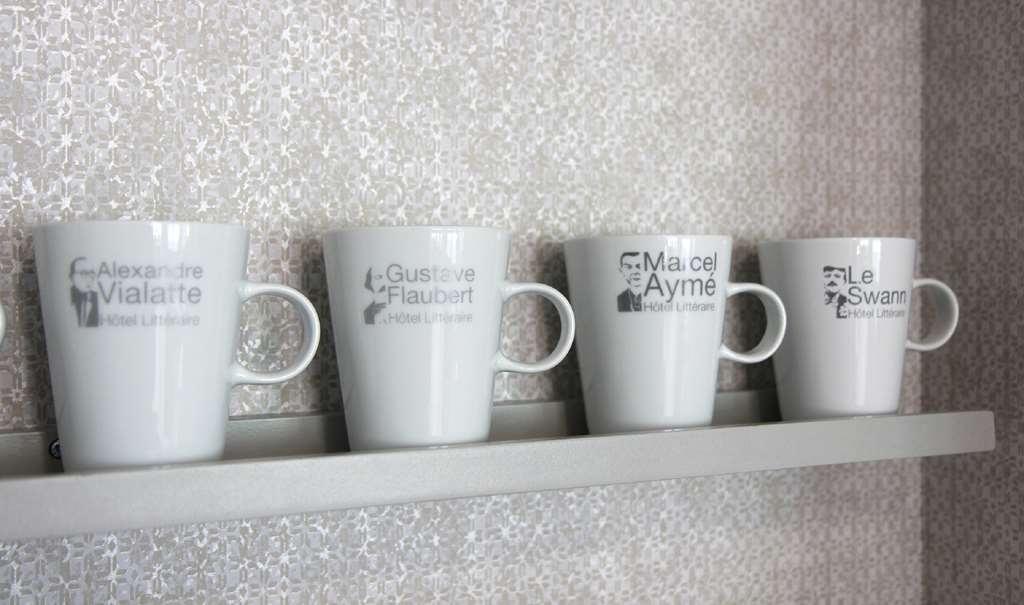 Best Western Plus Hotel Litteraire Marcel Ayme - Mugs