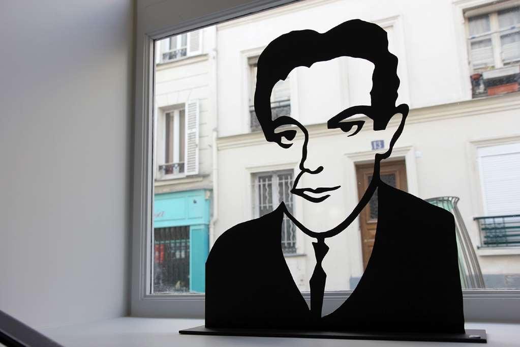 Best Western Plus Hotel Litteraire Marcel Ayme - Portrait