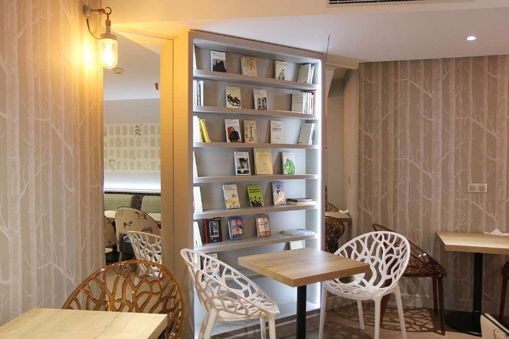 Best Western Plus Hotel Litteraire Marcel Ayme - Hall