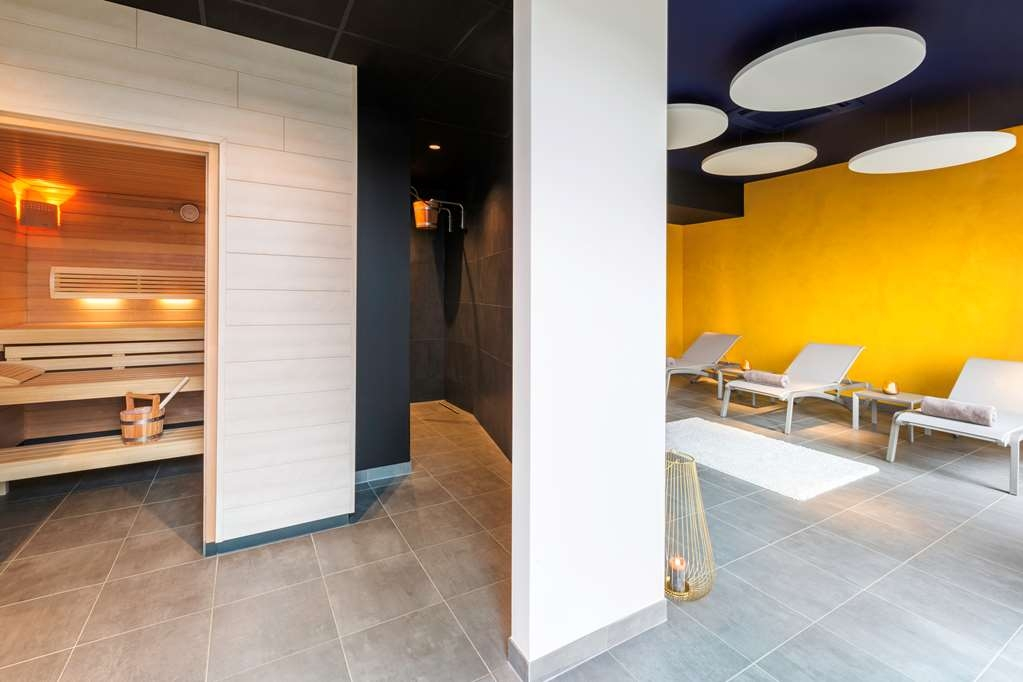 Best Western Plus Hotel Les Humanistes - Spa
