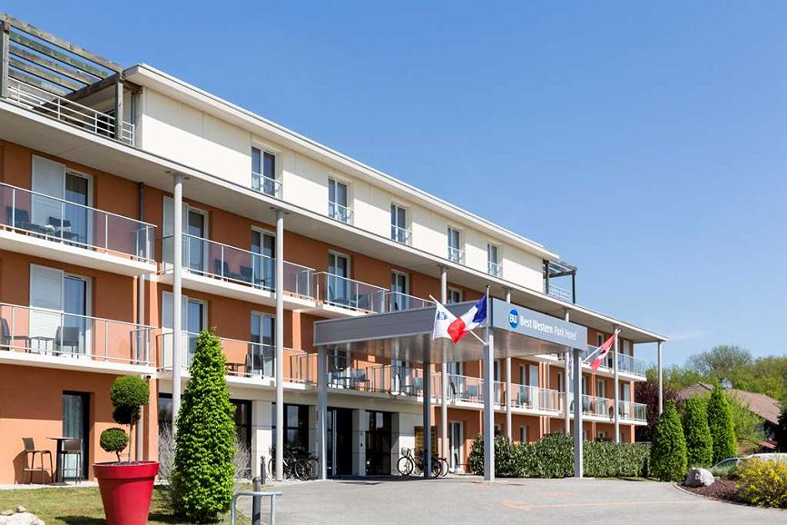 Best Western Park Hotel Geneve-Thoiry - Area esterna
