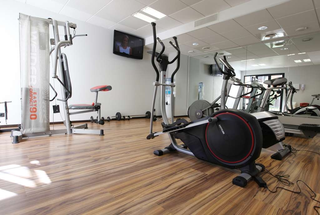 Best Western Park Hotel Geneve-Thoiry - Exercise Room