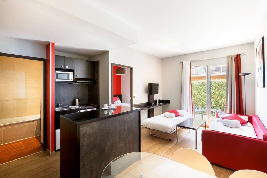 Best Western Park Hotel Geneve-Thoiry - Chambres / Logements