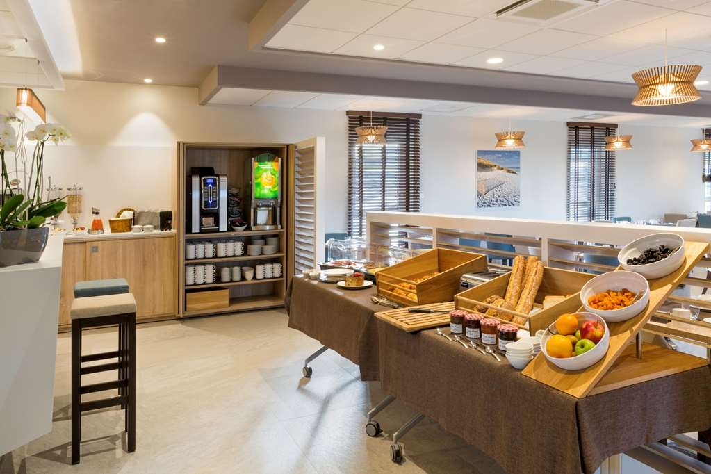 Best Western Hotel Le Semaphore - Restaurant / Etablissement gastronomique