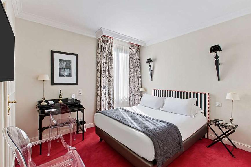 Best Western Plus Hotel Villa D'est - Classic Room with One Double Bed