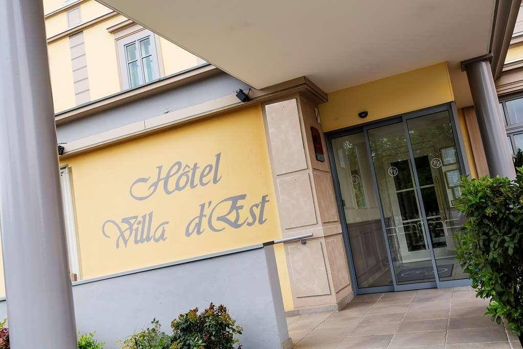 Best Western Plus Hotel Villa D'est - Außenansicht