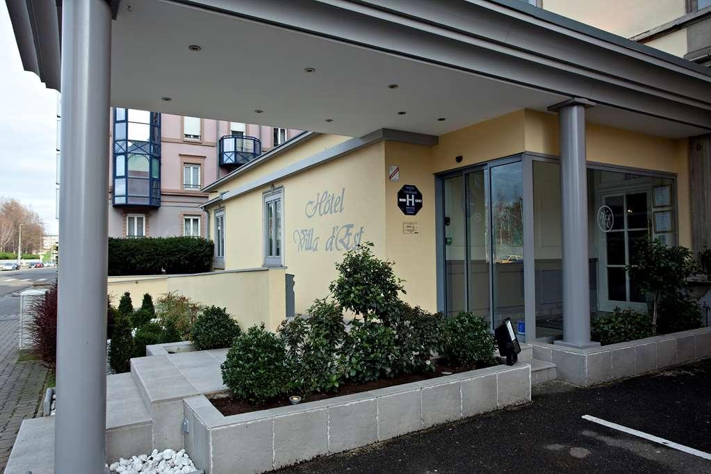 Best Western Plus Hotel Villa D'est - Facciata dell'albergo